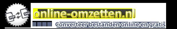 Converteer al uw bestanden en documenten - Online-Omzetten.nl